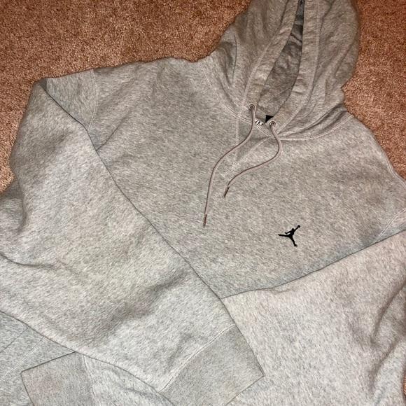 163a06f24621 Jordan Other - Jordans Gray Hoodie🏀
